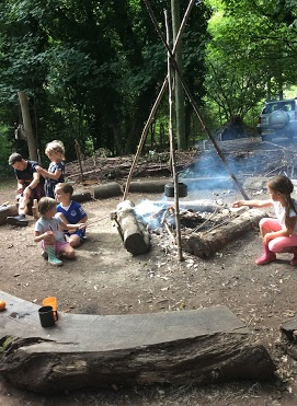 bushcraft family