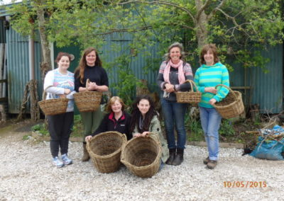 Review Basket Making course