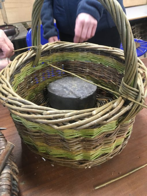 Introduction to Willow Basket Making with Mandy Coates